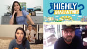 "Mina Kimes, Katie Nolan and Dan Le Batard on ""Highly Quarantined"""