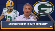 """Colin Cowherd discusses Aaron Rodgers on """"The Herd with Colin Cowherd"""""""