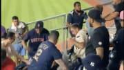Yankees-Red Sox Brawl