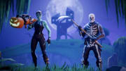 Spooky skeletons and ghastly ghouls are not the only things hitting the shelves for Fortnite gamers this Halloween.