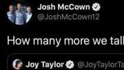 Former QB Josh McCown posts hilarious tweet about his NFL career