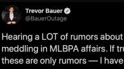 Trevor Bauer has taken the gloves off and gone after Scott Boras