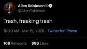 Not everyone is happy with the new CBA, including Bears wide receiver Allen Robinson