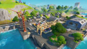 Fortnite July 27 map changes brought back Dirty Docks and Slurp Factory.