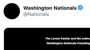 The Washington Nationals' statement left a lot to be desired