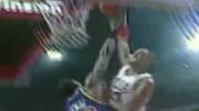 Chicago Bulls forward Scottie Pippen dunked on New York Knicks big man Patrick Ewing on this date 26 years ago.