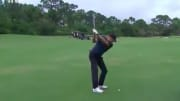 """Tom Brady redeemed himself with an amazing shot during """"The Match."""""""