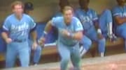 Remembering George Brett's freakout during the 1983 pine tar incident.