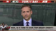 Max Kellerman admits he was wrong about Tom Brady.