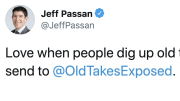 Jeff Passan explained his old Mike Trout tweet