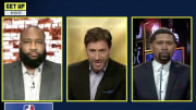 Mike Greenberg, Marcus Spears, and Jalen Rose