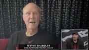 Wayne Chandlee and Nick Nurse