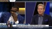 Shannon Sharpe calling Julio Jones on 'Undisputed'