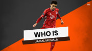 A video profile of Jamal Musiala - Bayern Munich's exciting England youth international who has taken the Bundesliga by storm.