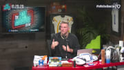 On today's episode of The Pat McAfee Show, former Indianapolis Colts punter Pat McAfee breaks down some of the biggest storylines of Week 6 of the 2020 NFL season, including the now severe fumbling issue that has plagued Dallas Cowboys running back Ezekiel Elliot thus far this season, and the Miami Dolphins naming rookie quarterback Tua Tagovailoa the starting quarterback for the remainder of the season. Plus, Green Bay Packers quarterback Aaron Rodgers joins the show to talk about his touchdown celebration that took the internet by storm and the amount of scotch he consumed after losing to the Tampa Bay Buccaneers on Sunday night.