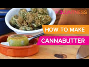 Cannabutter (Cannabis Infused Butter)   Cooking with Cannabis
