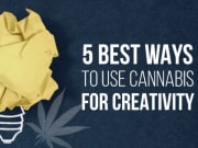 Is cannabis-infused creativity more prevalent than the world realizes?