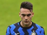 Lautaro Martinez has spoken about his Inter future