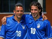Roberto Baggio, Alessandro Del Piero