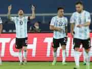 Messi und Co. müssen gegen Uruguay ran