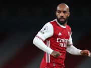 Alexandre Lacazette's Arsenal future remains unclear