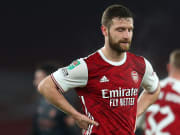 Shkodran Mustafi signed for Arsenal from Valencia in 2016 for a reported £36.9m