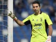 O veterano Buffon voltou ao clube onde começou