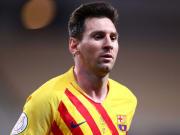 Lionel Messi, Barcelona formasıyla