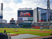 Atlanta Braves Summer Workouts