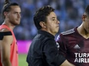 Marcelo Gallardo, Lucas Martinez Quarta