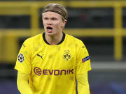 Borussia Dortmund are refusing to sell Erling Haaland this summer