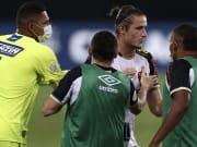 Iago Maidana retorna do Sport e deve ser novamente emprestado.
