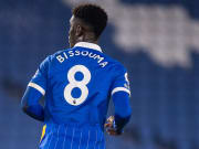 Bissouma foi uma das boas novidades da sólida campanha do Brighton na Premier League.