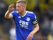 Vardy é estrela do time inglês