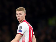 Perr Schuurs has attracted interest from Liverpool