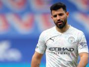 Barcelona are interested in Man City striker Sergio Aguero