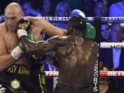 Deontay Wilder v Tyson Fury date set for third fight.
