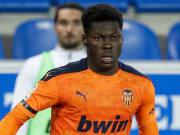 Yunus Musah has signed a new Valencia contract