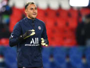 Keylor Navas could leave PSG this summer