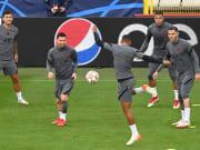 PSG berlatih di markas Brugge untuk laga perdana Grup A Liga Champions 2021/22