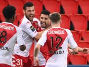 Monaco s'est imposé pour la deuxième fois de la saison contre Paris ce dimanche soir