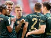 Bu hafta 7-0 galip gelen Bayern Münih