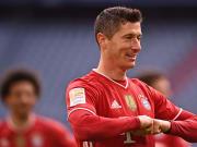 Lewandowski has had another superb season