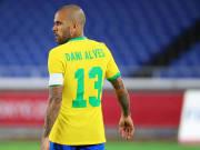 Daniel Alves está livre no mercado