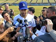 Los Angeles Dodgers LHP David Price