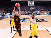 Drake vs Loyola Chicago spread, odds, line, over/under, prediction and picks for Sunday's NCAA men's college basketball game.