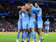 Man City ran riot against RB Leipzig in their UCL opener