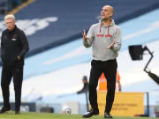 Guardiola wants Haaland this summer - but doesn't much care for his agent