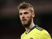 Roma have been linked with a move for De Gea