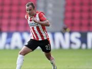Mario Götze ist beim PSV Eindhoven wieder regelmäßig am Ball. Seine Ziele sind weiterhin gewaltig.